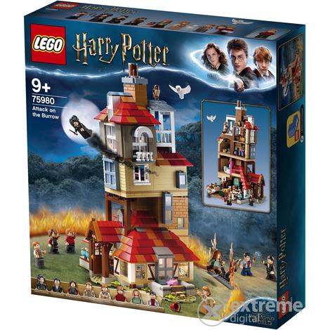 LEGO® Harry Potter™ - Angriff auf den Fuchsbau (75980)