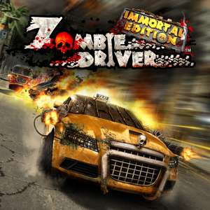 Zombie Driver - Immortal Edition (Nintendo Switch)