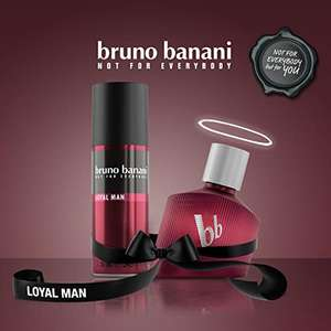 Bruno Banani Loyal Man Geschenkset (EdP 30ml + BS 50ml)
