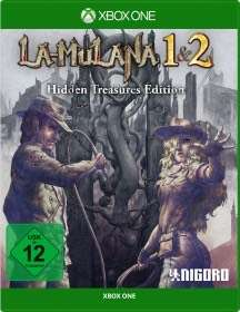La-Mulana 1 & 2 - Hidden Treasure Edition für Xbox One