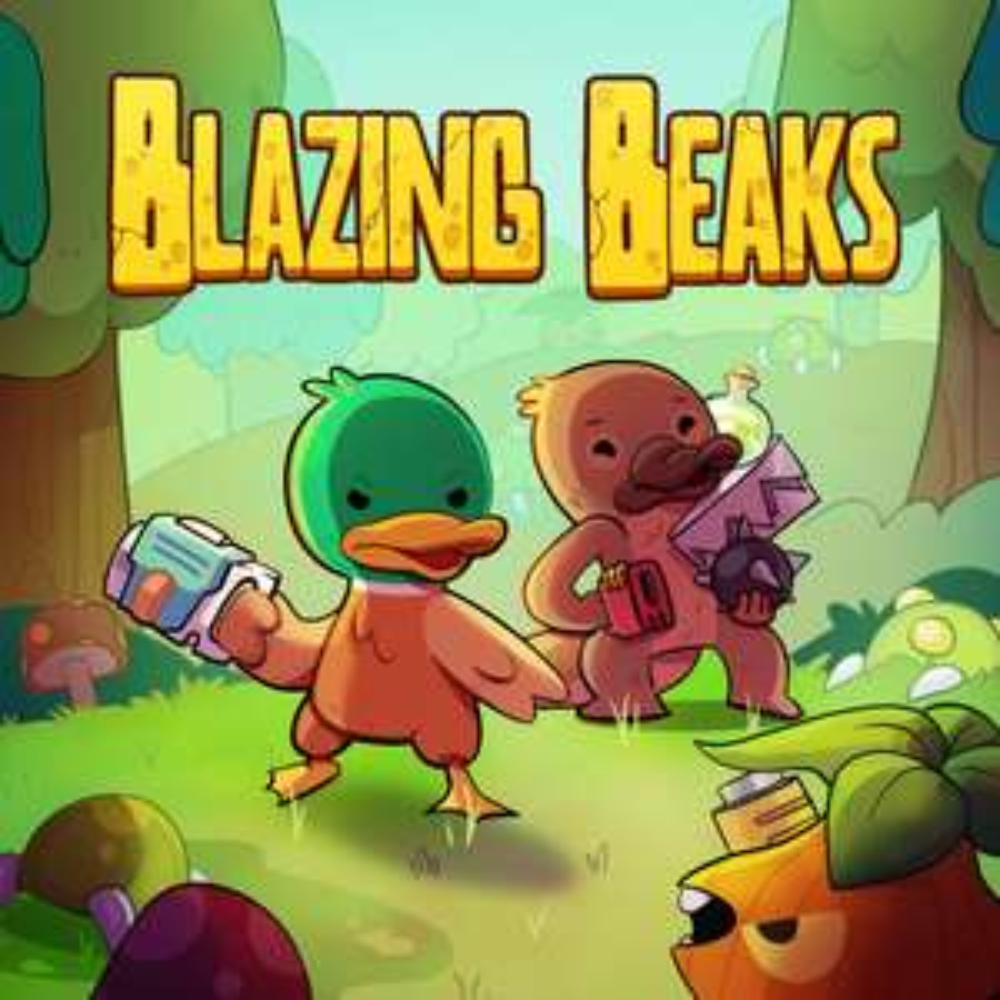 Blazing Beaks (Nintendo Switch)