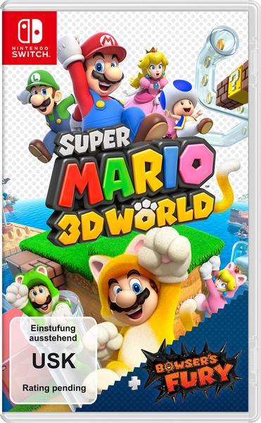Super Mario 3D World + Bowser's Fury für Nintendo Switch