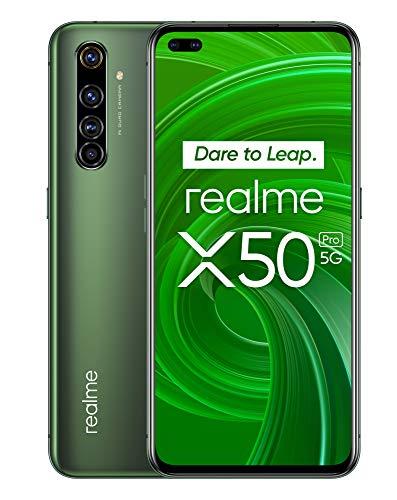 "Realme X50 Pro 128/8GB 6,44"" - 5G, FHD+ 90Hz, AMOLED Display, Snapdragon 865"