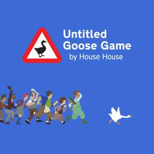 Untitled Goose Game -25% (Switch, Steam, PS4, itch.io)