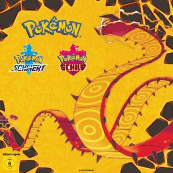 Gigadynamax-Infernopod für Pokémon Schwert & Schild (Nintendo Switch) gratis Code bei Gamestop holen bis 25.10.20