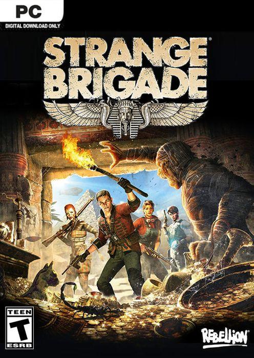 STRANGE BRIGADE PC 3,69€ @Cdkeys