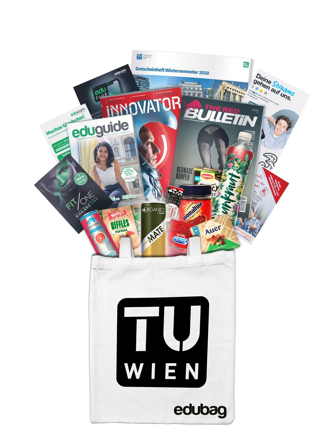 [lokal] edubag Ausgabe TU Wien Freihaus 05.10.-07.10.