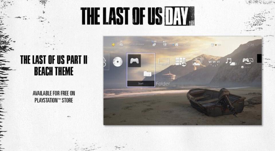 The Last of Us 2 neues Gratis-Theme für PS4