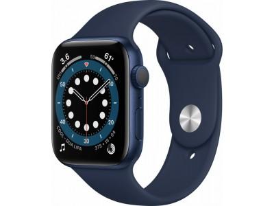 Preisfehler - Apple Watch 6 - (44mm, spacegrey + blau)