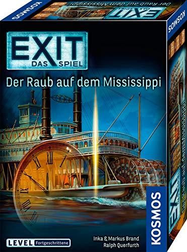 KOSMOS 691721 EXIT - Das Spiel - Der Raub auf dem Mississippi