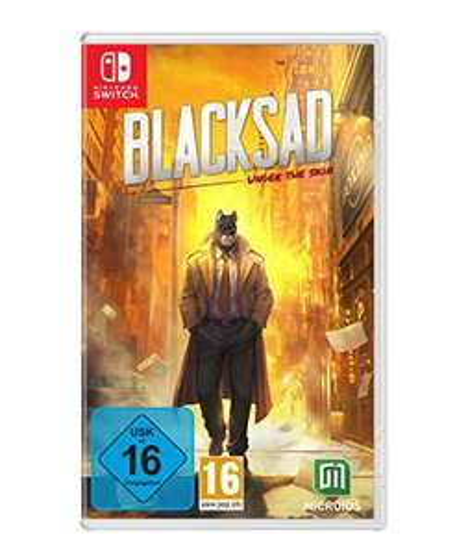 Blacksad - Under the Skin Limited-Edition (Nintendo Switch)