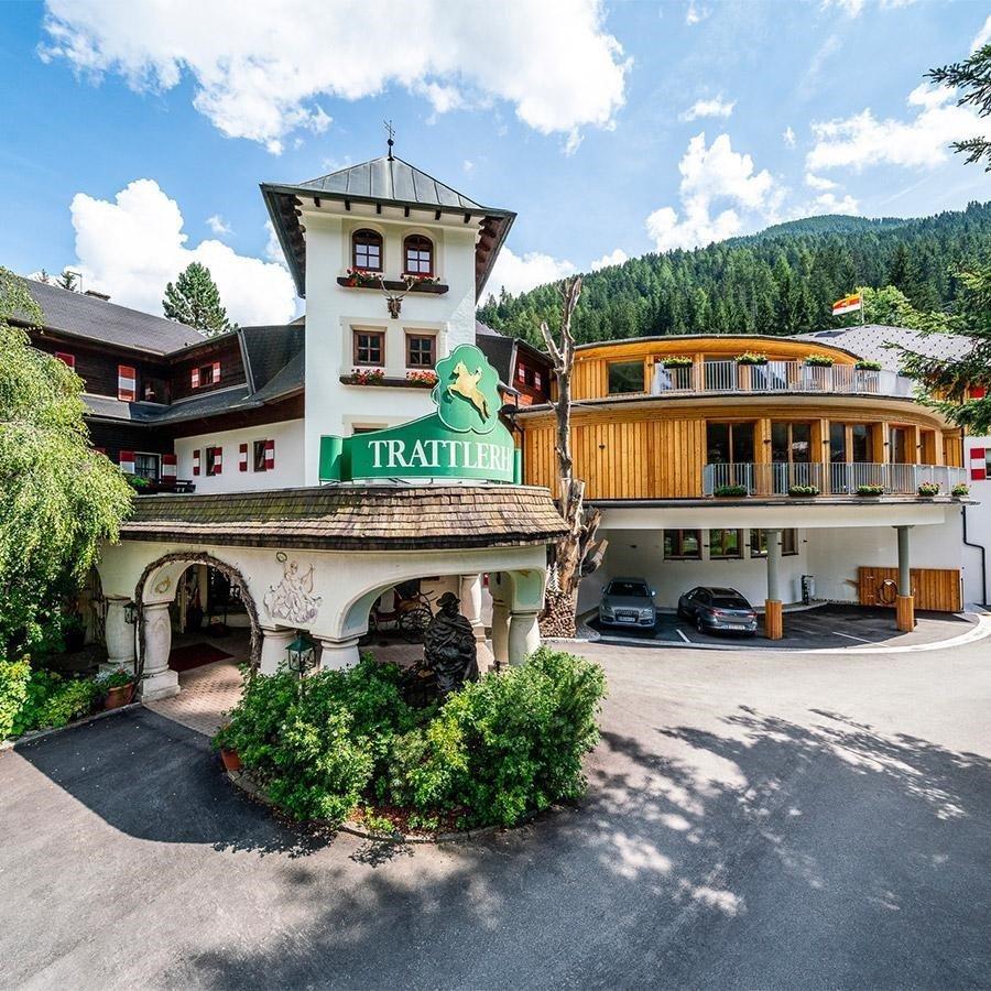 Wellnes & Relaxen Hotel GUT Trattlerhof ****, Bad Kleinkirchheim, Kärnten 4 Nächte/HP/pro Person 234