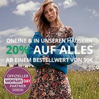 Peek & Cloppenburg: 20% Rabatt AUF ALLES ab 99€ Warenwert