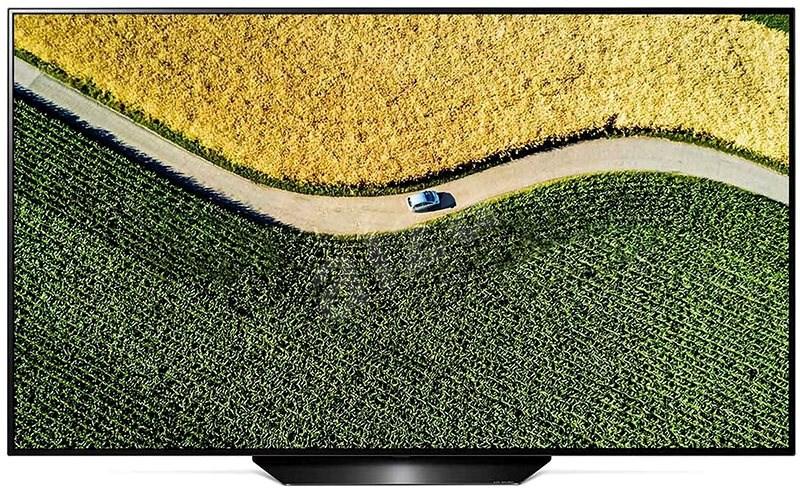 Der Gerät: LG OLED55B9SLA OLED 4K Smart-TV
