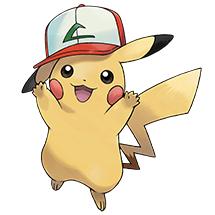 Ashs Pikachu mit Ash Kappe für Pokémon Schwert oder Schild (Nintendo Switch) gratis - Jetzt bereits Codes für 7 verschiedene Kappen