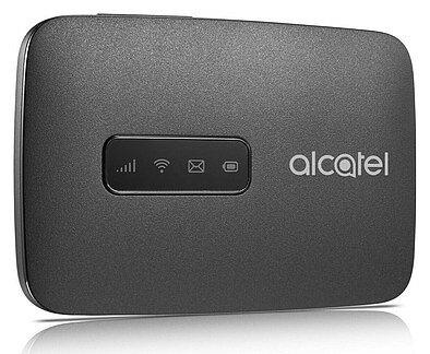 @Red Zac - Alcatel MW40V WLAN Router schwarz + EETY-FLAT 30 (Unlimitiertes Internet) - (auch mit Lidl Connect nutzbar)