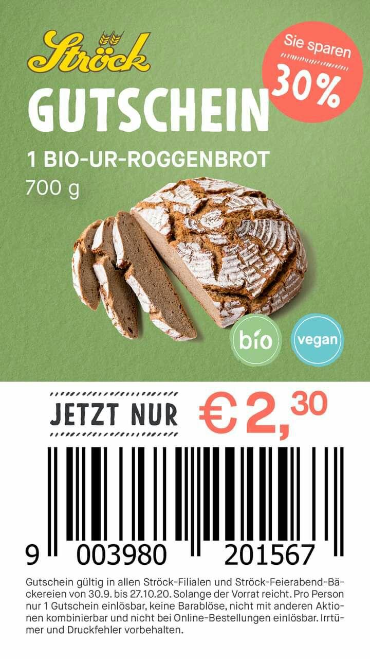 Brotober bei Ströck