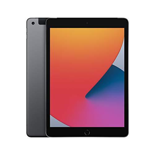 """Apple iPad (10,2"""", Wi-Fi + Cellular, 32 GB) - Space Grau (MYMH2FD/A)"""