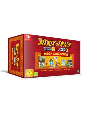Asterix & Obelix XXL2 & XXL3 - Mega Collector's Edition (Nintendo Switch)