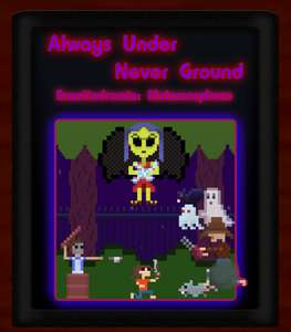 """Always Under Never Ground: Enantiodromia; Metamorphose"" (Windows PC) gratis auf itch.io"