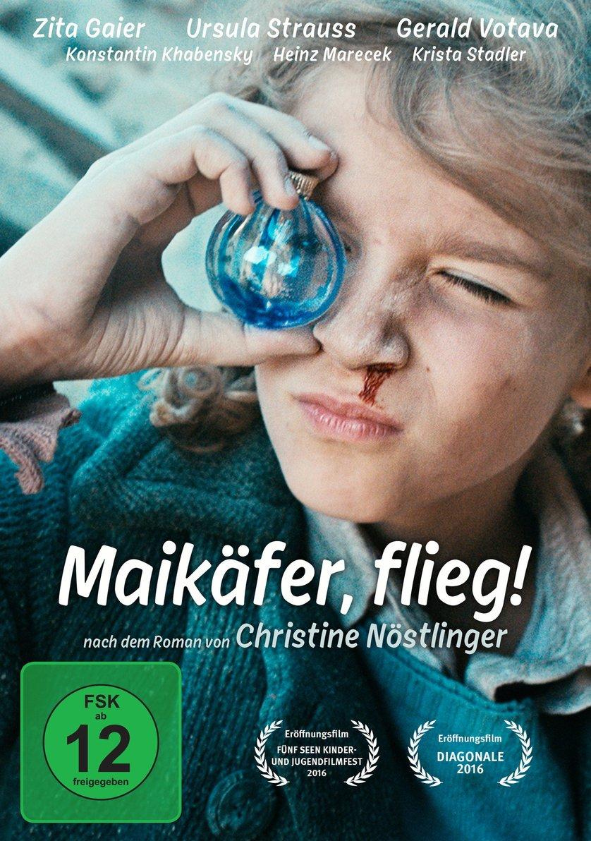 """Spielfilme: """"Maikäfer flieg"""" nach Christine Nöstlingers Kinderbuchklassiker + """"Die rote Zora"""" nach Jugendbuchklassiker von Kurt Held"""