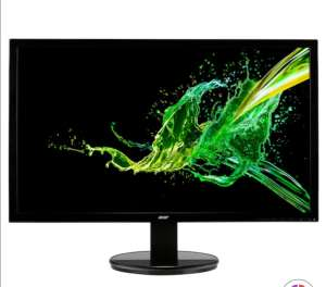 Acer »K242HLbid« LED-Monitor (24 Zoll, 1920 x 1080 Pixel, Full HD, 5 ms Reaktionszeit)