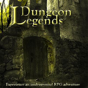 Dungeon Legends RPG (Android) gratis im Google PlayStore -ohne Werbung / ohne InApp-Käufe-