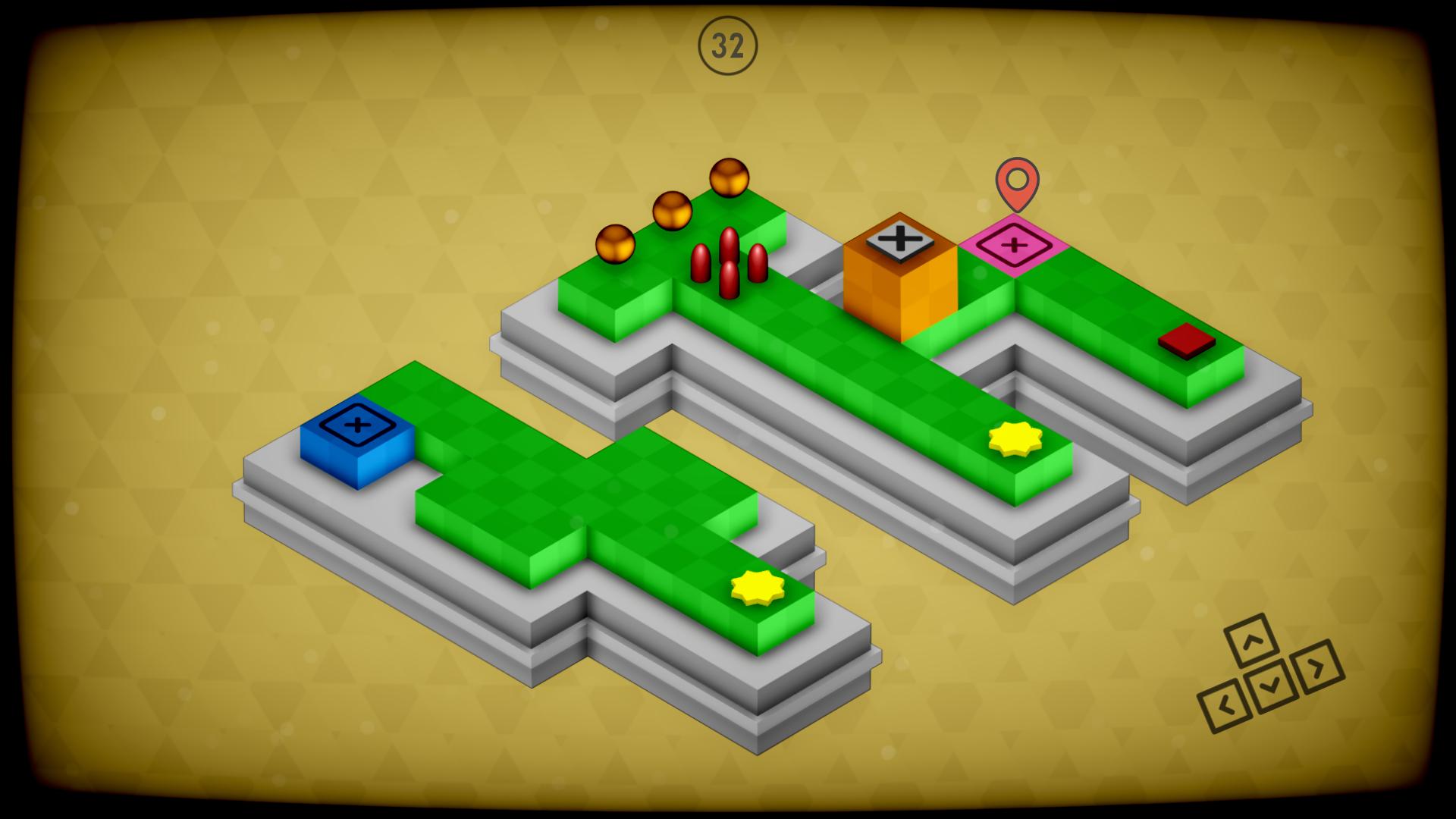 Theorem (Windows PC) 3D-Puzzlegame gratis auf itch.io