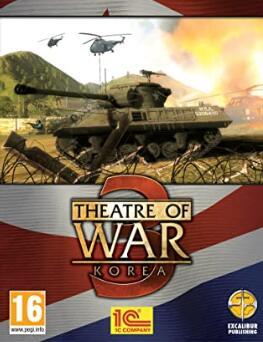 Theatre of War 3: Korea (Windows PC) gratis auf IndieGala