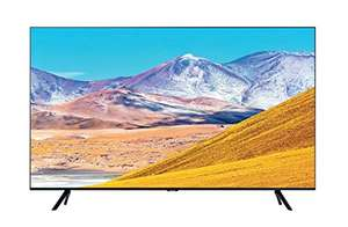 Samsung TU8079 108 cm (43 Zoll) LED Fernseher (Ultra HD, HDR10+, Triple Tuner, Smart TV) [Modelljahr 2020] [Energieklasse A]