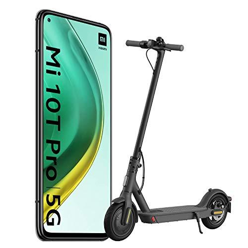 Xiaomi Mi 10T Pro 256GB + Xiaomi Mi Essential Elektro-Roller
