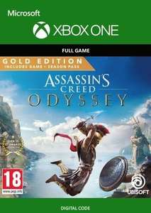 Assassin's Creed Odyssey Gold Edition + Assassins Creed 3 Remastered [XBOX] [Digital]
