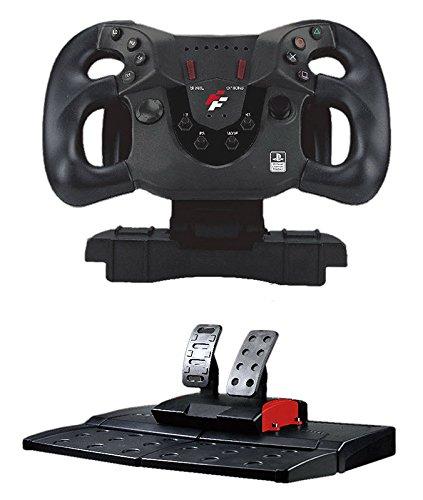 "XTreme Bright ""Pace Wheel 1100"" (F1 Lenkrad für PS4)"