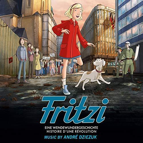 """Fritzi - Eine Wendewundergeschichte gratis streamen oder downloaden auf Arte.TV -Nach dem Kinderbuch """"Fritzi war dabei"""" von Hanna Schott-"""