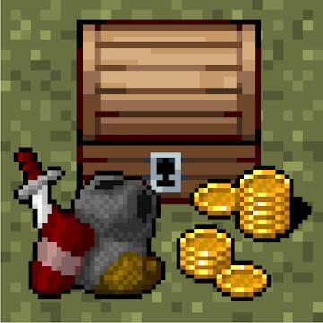 Lootbox RPG (Android / iOS) gratis im Apple AppStore oder Google PlayStore -ohne Werbung / ohne InApp-Käufe- (DE/EN)
