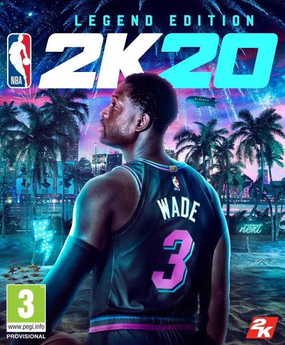NBA 2K20 Legend Edition - [Xbox One]