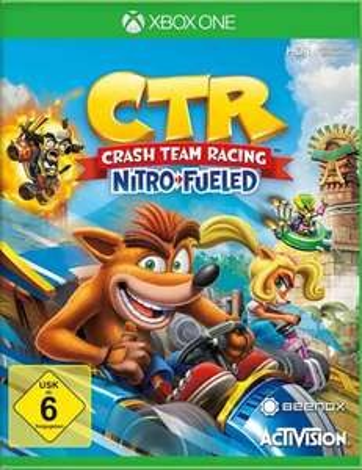 CTR Crash Team Racing Nitro Fueled (Xbox One) bei Media Markt