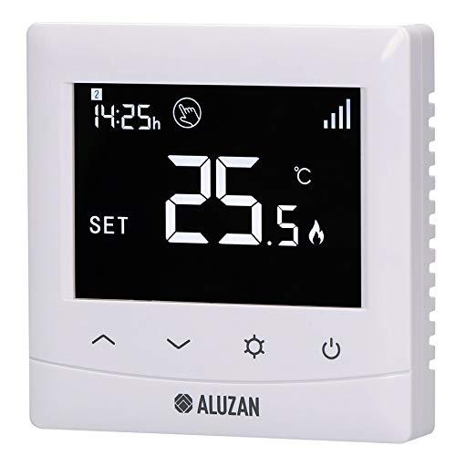 """Smartes Wifi-Thermostat für Elektroheizungen """"Alexa, stelle Heizung auf 24 Grad"""""""