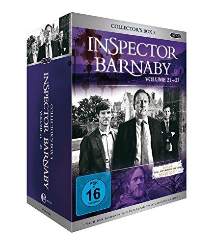 Inspector Barnaby - Collector's Box 5, Vol. 21-25 (20 Discs)