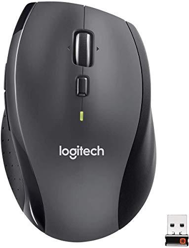Logitech M705 Marathon - Kabellose Maus