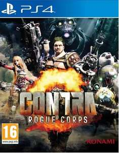 Contra: Rogue Corps - (PlayStation 4) bei Media Markt