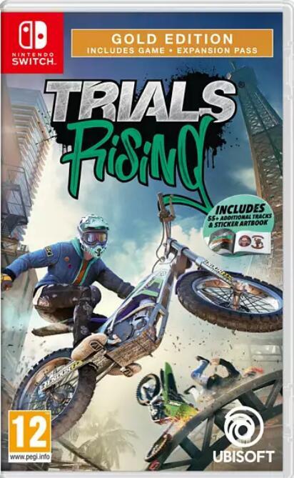 Trials Rising Gold Edition (Nintendo Switch) bei Media Markt