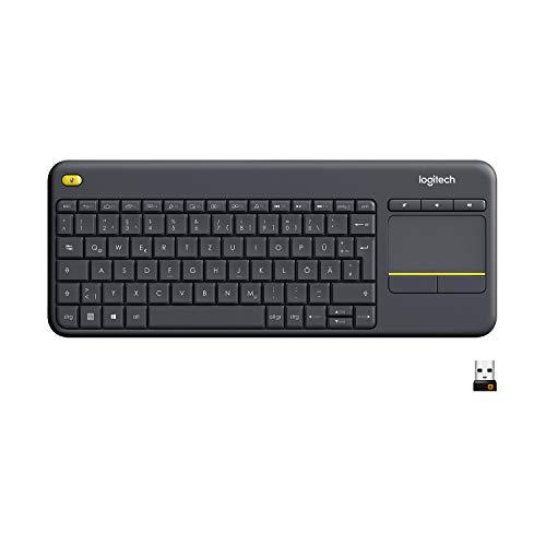 Logitech K400 Plus Kabellose TV-Tastatur