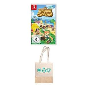 Animal Crossing: New Horizons (Nintendo Switch) + Tragetasche