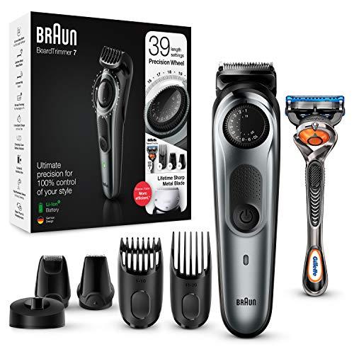 Braun BT7240 Herren-Barttrimmer und Haarschneider