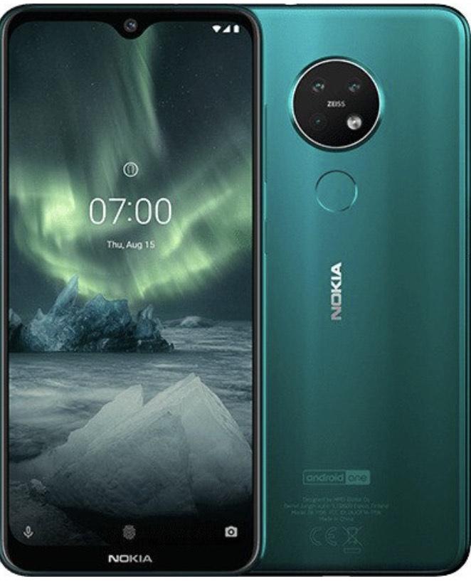 [PRIME-Day] Nokia 7.2 Cyan 4GB RAM