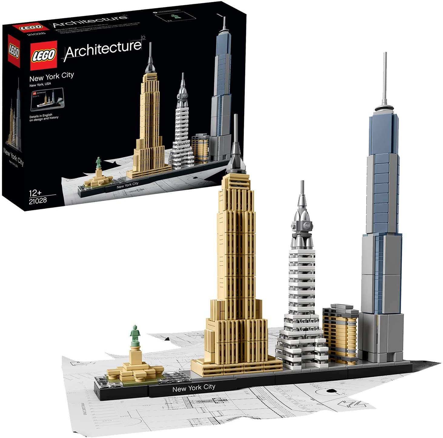 LEGO Architecture Sets - Paris / Tokio / New-York - (Preis/VGP für Paris) Mehr im Deal