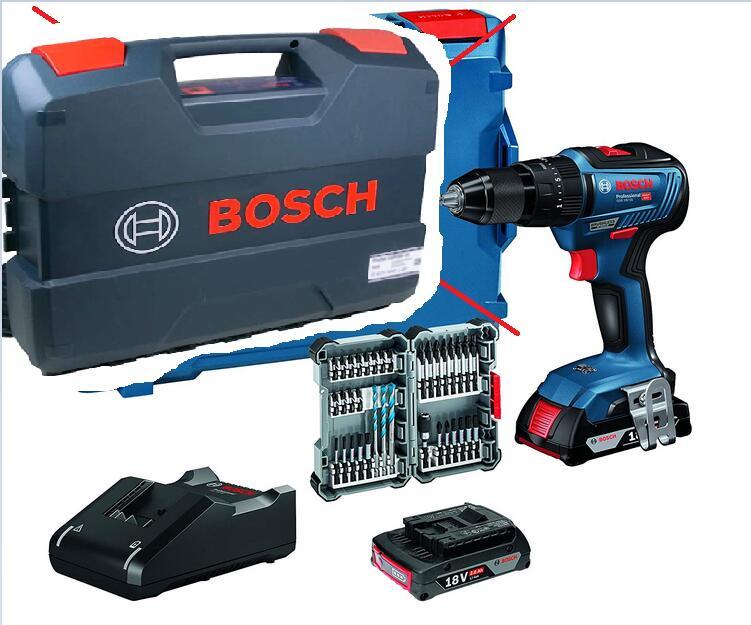 Bosch Professional 18V System Akku Schlagbohrschrauber GSB 18V-55