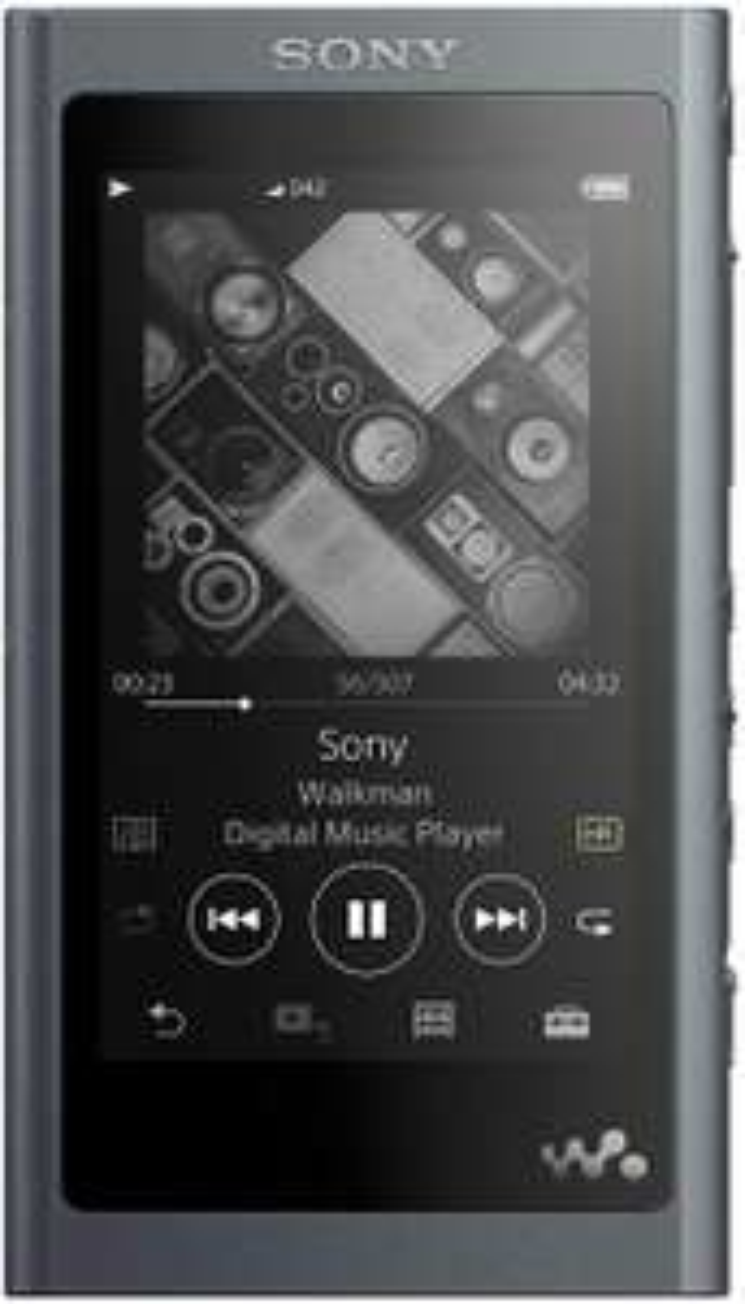 Sony NW-A55LB Walkman (16 GB, Hi-Res, Touch Screen, Bluetooth, NFC, microSD-Slot, Vinyl Processor)