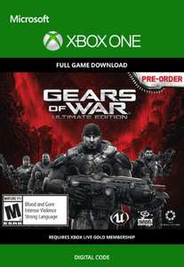 Gears of War Ultimate Edition für nen Euro bei CdKeys